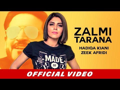 Zalmi Tarana (Full Video)   Zeek Afridi & Hadiqa Kiani   Peshawar Zalmi Title Song   PSL 2017