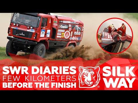 MatchTV:Silk Road Rally Diaries - Few kilometers before the finish | Silk Way Rally 2019🌏 - Stage 9