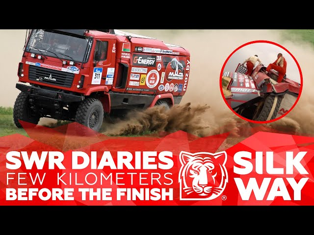 MatchTV: Silk Way Rally Diaries - Few kilometers before the finish | Silk Way Rally 2019🌏 - Stage 9