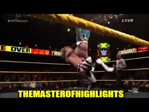NXT Takeover Arrival 2015 Highlights HD