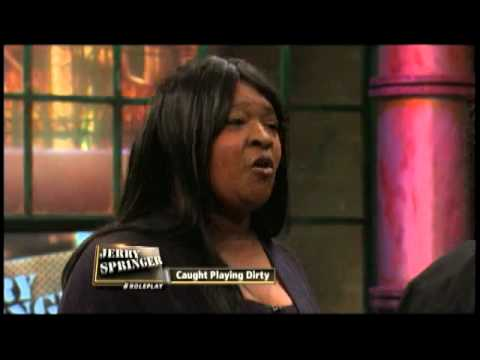 Caught Playing Dirty The Jerry Springer