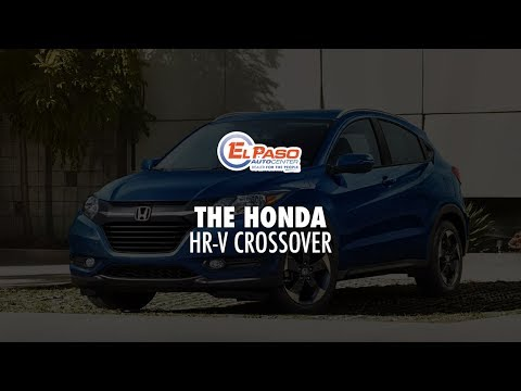The Honda HR V Crossover | Anything But Expected