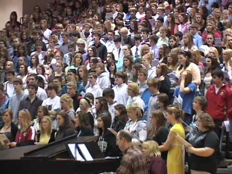 All city choir 2009