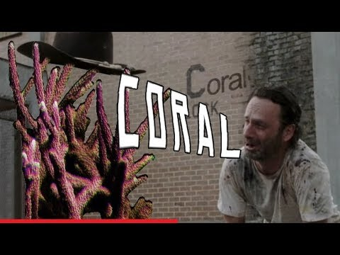 Walking Dead Rick saying Carl (coooral), TWD Cast mimics Rick Hilarious,