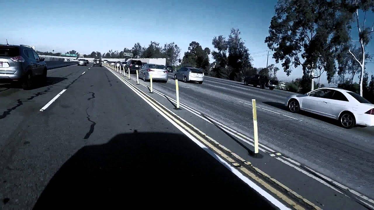 91 Express Lanes - Westbound
