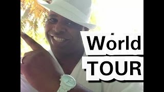 Daym Drops FOODIE World Tour