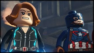 LEGO MARVEL AVENGERS - 100% Complete Level Guide - Rise of Ultron!