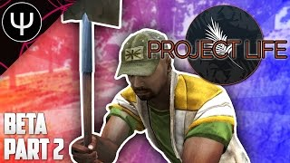 ARMA 3: Project Life Mod — Beta — Part 2 — Planting Drugs!