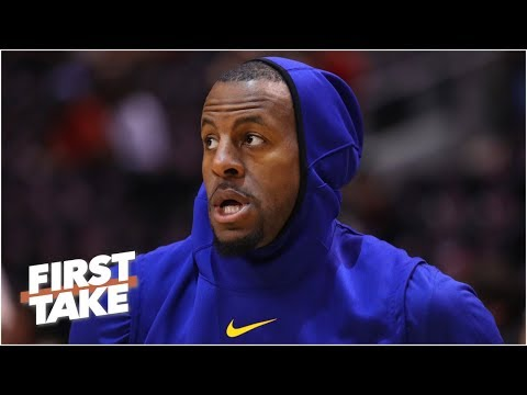Andre Iguodala is more clutch than players in the HOF right now – Max Kellerman   First Take