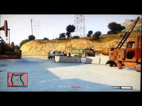 GTA 5 SURVIVAL MODE
