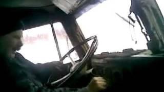 Самый суровый водитель