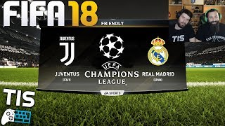 Juventus - Real Madrid | 3/4/2018 - FIFA 18
