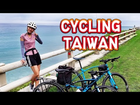 Taiwan Cycling Trip | Tour of Hualien by Road Bike + Awesome Bike Path