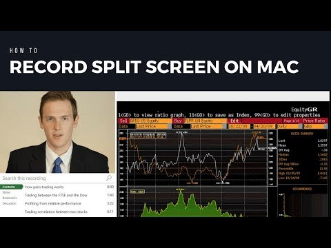 How To Record A Split Screen On MAC With QuickTime