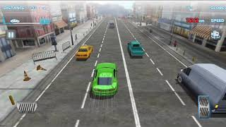 Turbo Car Racing in Android Mobile phone #3