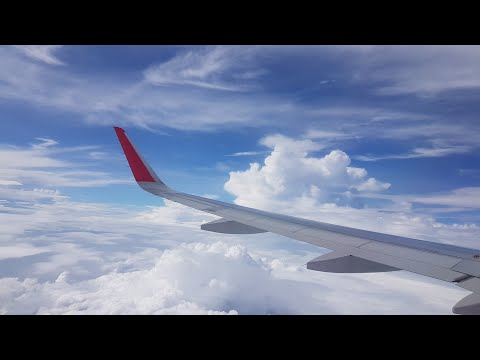 Review: Denpasar (Bali) - Bangkok, Thai Air Asia Airbus A320 Economy Class, September 2019