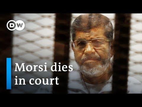 Egypt: Morsi buried