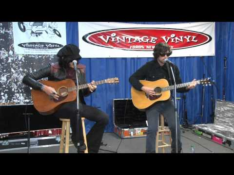 The Olms At Vintage Vinyl Part 1 (On The Line, What Can I Do, She Said No, Someone Else's Girl)
