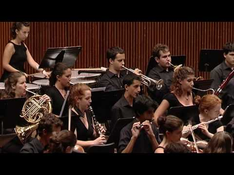 The Young Israel Philharmonic Orchestra Plays Beethoven's 6th Symphony