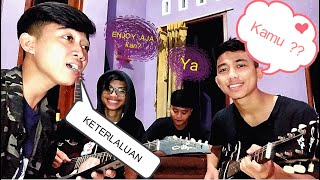 Download Lagu KETERLALUAN - THE POTTER'S (COVER BY RUANG KOST) mp3