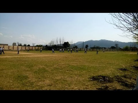 FootBall Match Between B.A BSc Degree College Sehnsa||Azad Kashmir