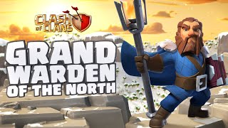 Warden Of The North (Clash Of Clans Season Challenges)