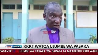 Waraka wa KKKT kuhusiana na hali ya nchi pamoja na ujumbe wao wa pasaka