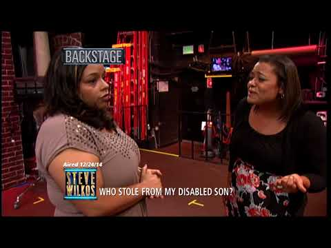 Did This Aunt Steal From Her Nephew's Cancer Fund? (The Steve Wilkos Show)