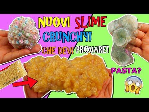 Download Youtube: NUOVI SLIME CRUNCHY CHE DEVI ASSOLUTAMENTE FARE! +SUPER ASMR Iolanda Sweets