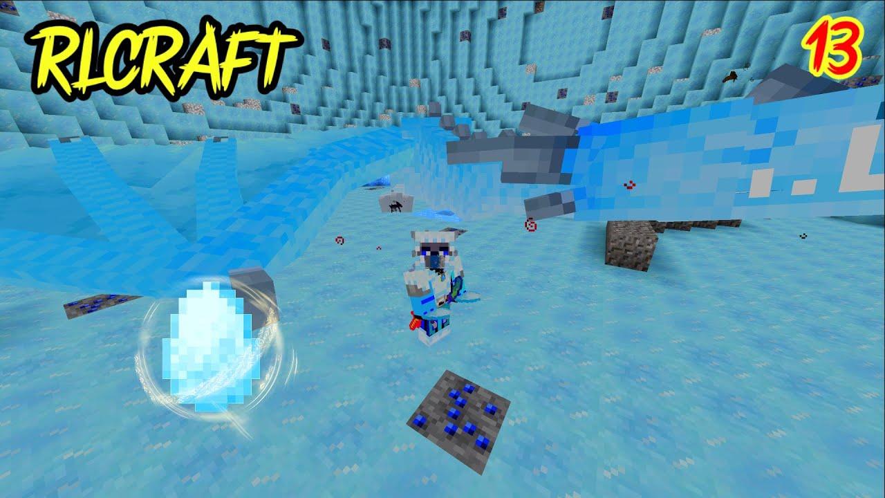 RLCraft #1#1#13: Chuyến Đi Săn Rồng Vào Lòng Đất
