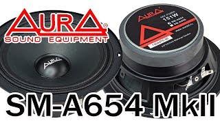 Aura SM A654 MkII обзор, прослушивание с твитером и двадцаткой, рекомендации
