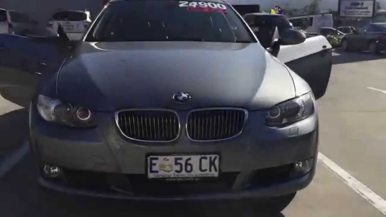 2007 bmw 325i e92 coupe exterior interior tour youtube. Black Bedroom Furniture Sets. Home Design Ideas