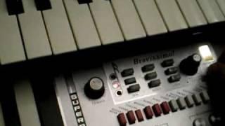 FARFiSA  RhythmBox -DEMO-1 (Professional 110-R)