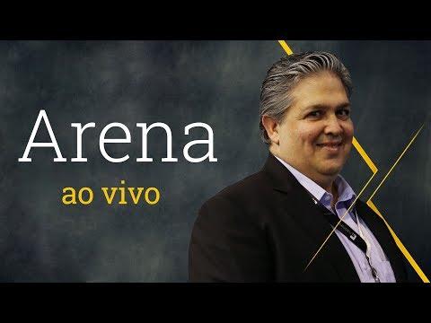 Arena ao vivo com Giba 12/02/2019