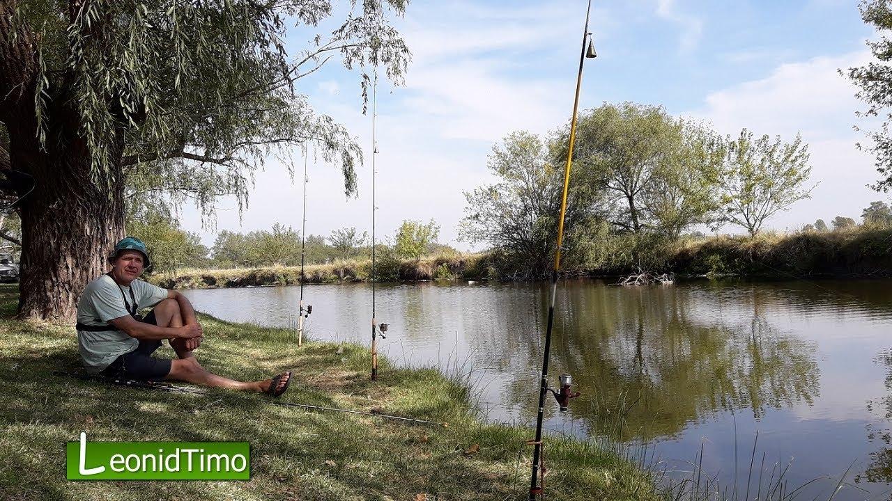 В поисках новых мест для рыбалки / в Аргентине