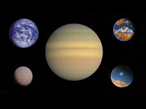 Solar System: 3.8 Billion Years Ago