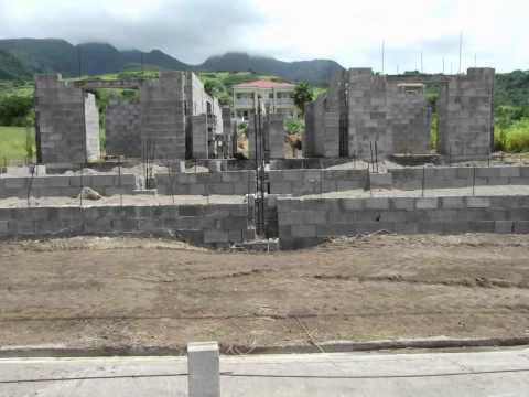 House in St Kitts 2012