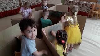 ''День без іграшок'' група Малинки