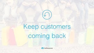 Keep customers coming back | if purchase | Marketing automation use case