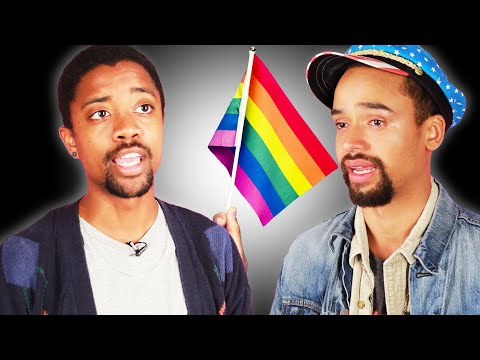 What It's Like To Grow Up Gay And Black