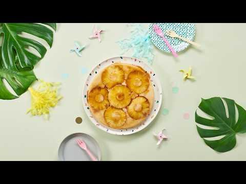 recette-gâteau-à-l'ananas-vegan-au-micro-ondes