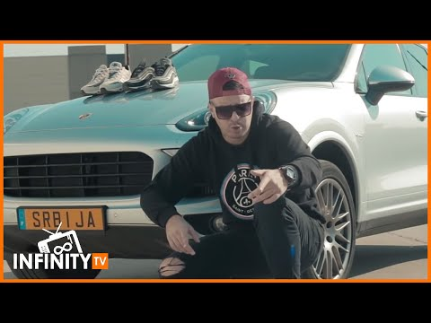 TIER - MOJA BRAĆA ( OFFICIAL VIDEO ) #infinitytv