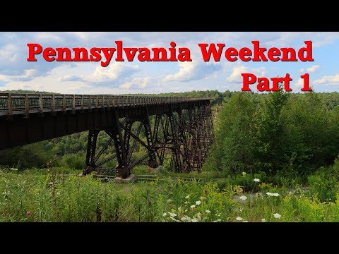 Pennsylvania Weekend on Yamaha FJR
