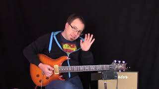 Verdammt lang her Gabalier Auf der Gitarre lernen