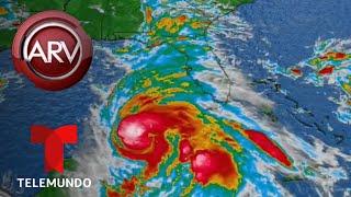 Huracán Michael avanza amenazante a la Florida | Al Rojo Vivo | Telemundo