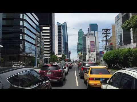 Ciudad de Panamá - Calles