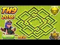 BEST TOWN HALL 9 (TH9) FARMING BASE 2018 With REPLAYS! | TH9 FARMING BASE 2018! | CLASH OF CLANS Mp3