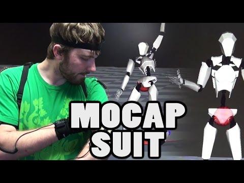NEW MOCAP SUIT