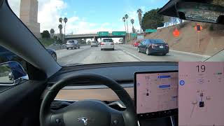Software version 9 (2018.48.12). Tesla Model 3. Nav on Autopilot in moderately heavy highway traffic. Ordering a Tesla? Get 1000 miles or 1500 km of FREE ...