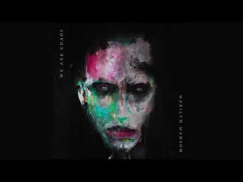 Marilyn Manson Releases New Album 'We Are Chaos'